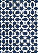 Madcap Cottage Monserrat Indigo