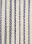NY Ticking Stripe Lavender