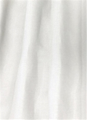 "120"" Wide Opaque Linen White"