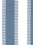 New Ladder Stripe Lake White Cotton