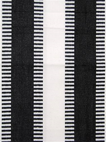 Black/&White Cotton Fabric Wide Striped Fabric Curtain Fabric Heavy Cotton Canvas