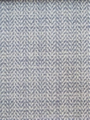 Norse Solid BK Lakeside Herringbone Fabric