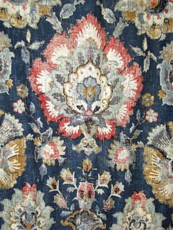 Nottingham 54 Sapphire Covington Fabric