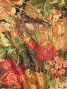 Oaklands Heritage Floral Fabric