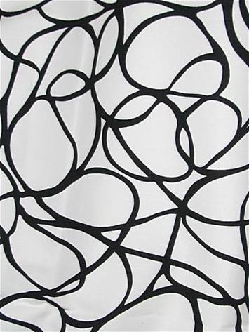 Ongoing Noir Neverend 8 Kravet Fabric