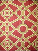 Pavilion Fretwork Rouge
