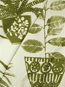 Plantation Ivy Botanical Fabric
