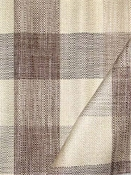 Plateau Glacier Plaid Fabric