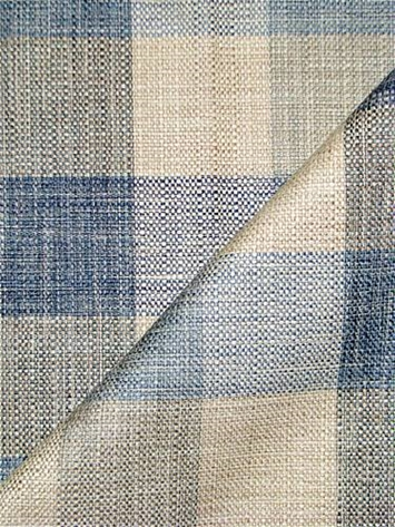 Plateau River Plaid Fabric Fabric By Color