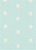 Puff Dotty 513 Eggshell Blue