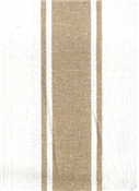 Remmy Stripe Fabric 102 Sand