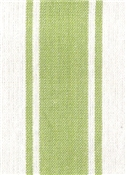 Remmy Stripe Fabric 208 Apple Green