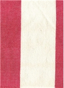 Riley Stripe Fabric 428 Raspberry