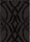 Kasmir Scroll Black