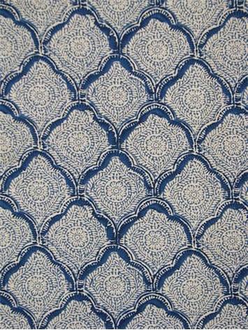 Indigo and Navy Blue Fabrics | HouseFabric.com