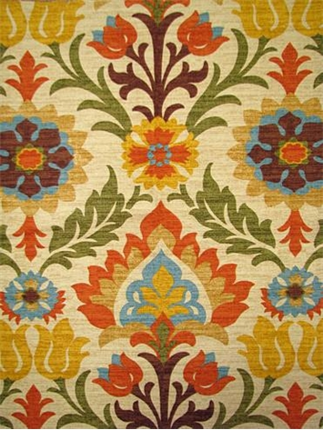santa maria adobe big bold fabric fabric by style fabric by pattern - Decorator Fabric