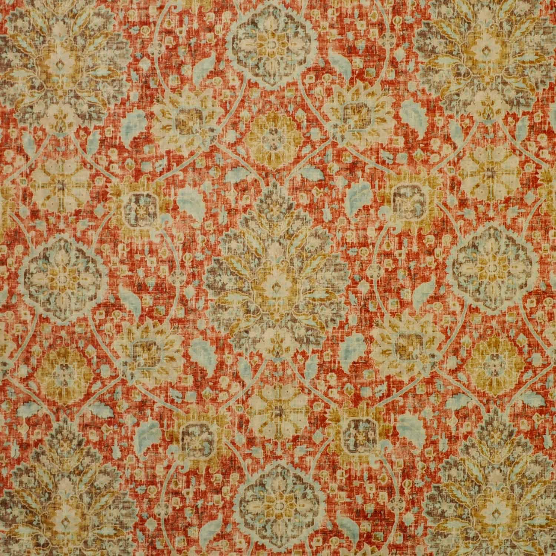 Sariz Cerise Drapery Fabric