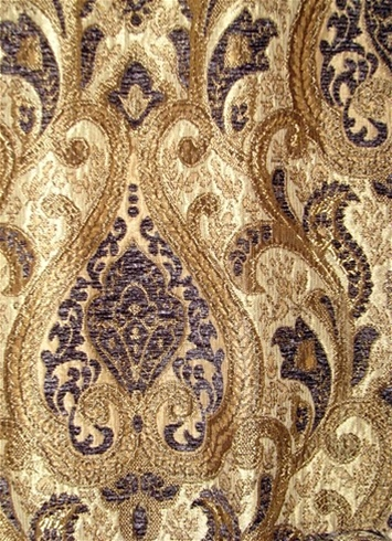 Saxon 101 Grey Upholstery Fabric Tapestry Fabric
