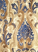 Saxon 101 Navy Upholstery Fabric