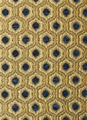 Saxon 3567 Navy Upholstery Fabric