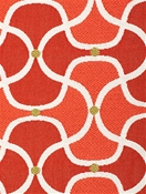 Scallop Mai Tai Bella Dura Fabric