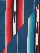 Sonora Stripe Blue Multi