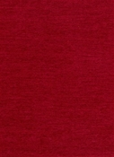 St. Tropez 28 Bright Red Chenille Fabric