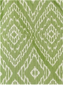 Strie Ikat Leaf
