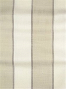 Stripe Fabric Newport Pebble