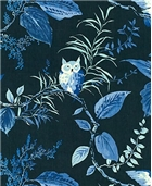 Owlish Navy - Kate Spade Fabric