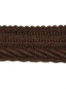 Sunbrella 1/4 Inch Cord Edge Bay Brown