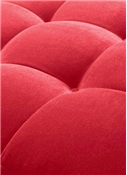 Sunbrella Indoor Outdoor Velvet Red