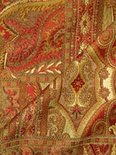 Elegance Crimson Pattern Mix