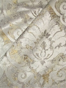 Tatania 145 Travertine Metallic Jacquard
