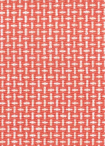 Keller Coral Basket Weave Solid Fabric Upholstery Fabric Online
