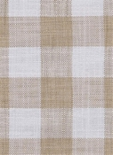 Thompson 197 Flax Plaid Fabric