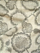 Tiari Stone Botanical Fabric
