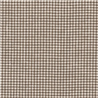 Trisan Houndstooth Chocolate