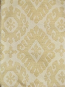 Tryst Chamomille Damask Fabric