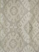 Tryst Grey Damask Fabric