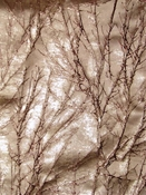 Twiggy 693 Burnished Bronze Metallic Jacquard
