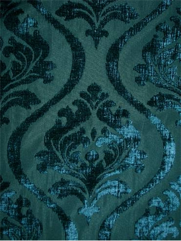 M9220 Mackenzie Peacock Drapery Fabric