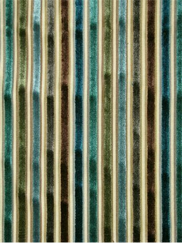 Myriad Teal Drapery Fabric