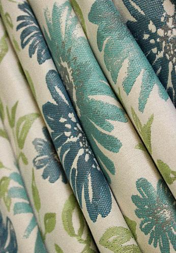 Violetta Baltic 45760 0002 Sunbrella Outdoor Fabric