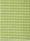 Outdoor Contract Fabric Waffle Chenille Green