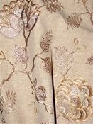 Wheaton 196 Linen Jacobean Embroidery