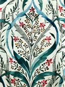 Windsong Harbor Botanical Fabric