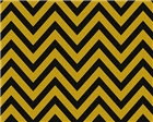 Zig Zag Black/Corn Yellow