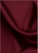 Bordeaux Duchess Satin Fabric