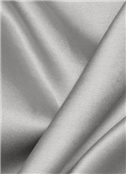CB Silver Duchess Satin Fabric